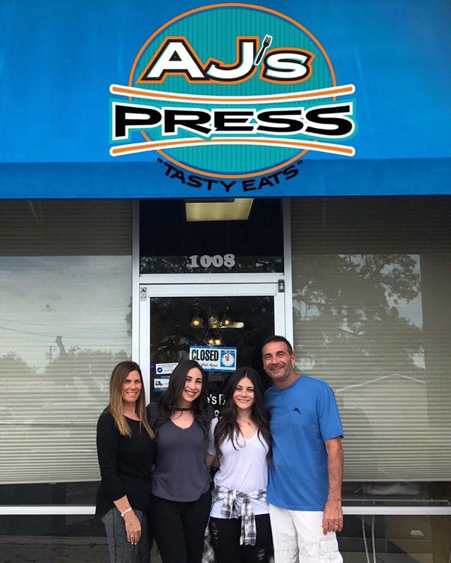 AJ's Press Longwood